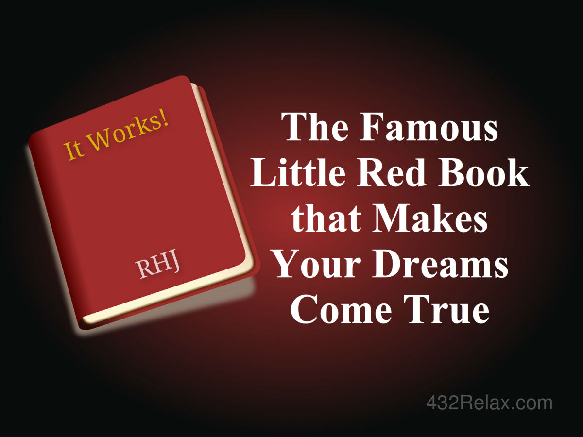 Free Audiobook: It Works!  - The Famous Little Red Book That Makes Your Dreams Come True