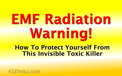 EMF Radiation Warning! – How To Protect Yourself From This Invisible Toxic Killer