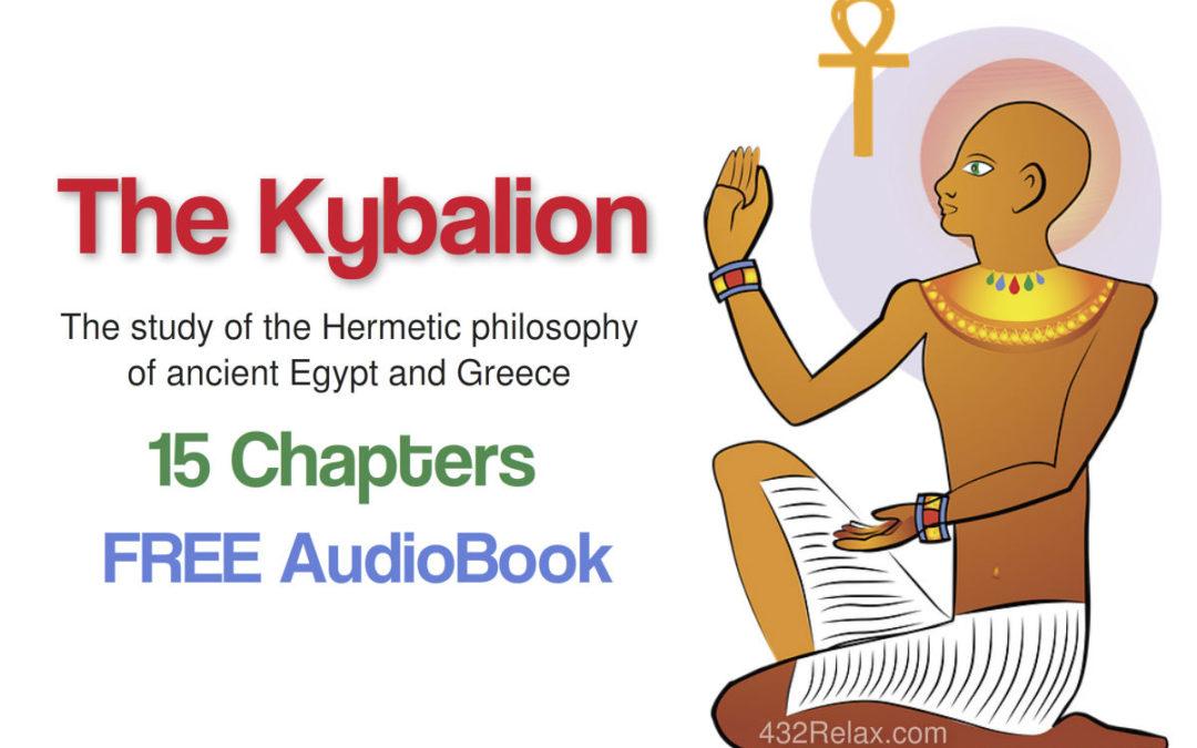 Kybalion of Hermes Trismegistus Free Audiobook